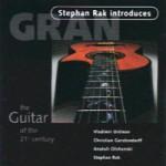 Stepan Rak introduces GRAN Guitar